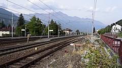 E652.072 +E652.152 + E652.057 LIS 38072 di Trenitalia Cargo da Torino Orbassano a Modane in transito a Chiomonte(TO) (simone.dibiase) Tags: e652 linea torino orbassano modane bussoleno bardonecchia merci stazione scalo fascio arrivi trenitalia cargo lis locomotiva locomotive isolata isolate 072 152 057 38072 chiomonte transito veloce verde