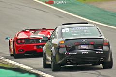 Get Out of the way! (Ed Cunha Ph) Tags: audi rs6 ferrari f50 interlagos