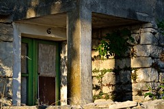 Ruins (Yarra12) Tags: ruines buildings houseold old house village croatia