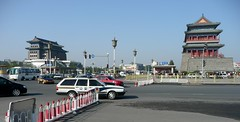Buildings Near Tiananmen Square (chdphd) Tags: tiananmensquare tiananmen square beijing