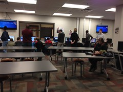 """2014 Hour of Code • <a style=""""font-size:0.8em;"""" href=""""http://www.flickr.com/photos/109120354@N07/15475209693/"""" target=""""_blank"""">View on Flickr</a>"""