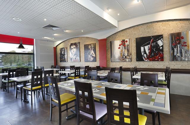 Restaurant LE BISTRO - Hôtel ALTEORA site du Futuroscope à Chasseneuil du Poitou - Vienne 86 - Région Poitou-Charentes - France