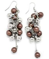 5th Avenue Brown Earrings P5312-5