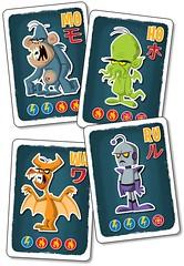 RARRR!! Monster Cards 2 (bob canada) Tags: canada illustration computer humorous drawing digitalart cartoon bob godzilla comicbook illustrator kaiju cardgame indesign bobcanada