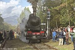 Gente felice (Spillone) Tags: sora fs signorina 2014 treni avezzano roccasecca vapore gr640 d343 arpino spillone bombardone fulviofelicioli