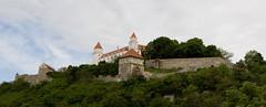 Bratislava - Bratislavsk hrad (grotevriendelijkereus) Tags: city castle town capital stare slovakia fortification fortress bratislava mesto