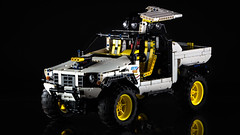 IMG_9673 (Lucio Switch) Tags: truck lego 4x4 pickup technic rc