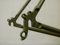 El Burro Touring Frame-- For Sale (Capricorn Bicycles) Tags: bike bicycle handmade steel frame touring fillet lugs lugged brazed