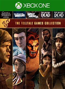The Telltale Games Collection is now available for Xbox One