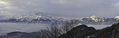 De belles montagnes suisses dans le Chablais valaisan (CH) (Annelise LE BIAN) Tags: panorama sunshine montagne suisse bleu explore damn nuages blanc paysages dentsdumidi coth supershot fabuleuse alittlebeauty neigeetglace