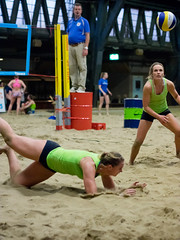 PC273333 (roel.ubels) Tags: beach sport beachvolleyball volleyball aalsmeer volleybal thebeach nk 2014 beachvolleybal topsport kwalificatie