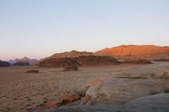 (nilayeren) Tags: bridge red sea sky moon tourism t landscape temple lawrence desert petra jordan seven valley e rum wisdom pillars wadi umm aqaba jabal the nabatean   thamudic fruth