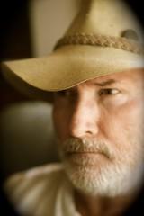 "Norm Blyton. My Akubra ""Snowy River"" (bmeup) Tags: hat aussie akubra snowyriver normblyton"