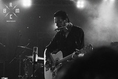 24 (reaoubien) Tags: leica blackandwhite bw monochrome live rocknroll brmc photoworks stagephotography petehayes reaoubien