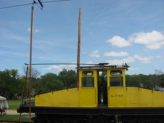 ctaL202Trials_1 (TurningAngles) Tags: railroad chicago electric subway cta critter trains el transit l locomotive motor switcher chicagotransitauthority foxrivertrolleymuseum steeplecab juicejack chicagotransitauthorty frtm