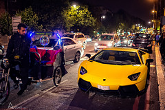 LP700 Aventador (Ansho.nl) Tags: city black holland london cars netherlands dutch car by martin turquoise atmosphere ferrari series phantom bugatti lamborghini mews exclusive supercar aston supersport d600 hypercar bijlmakers ansho anshonl autofotoshoot