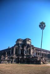 Angkor Wat inner wall