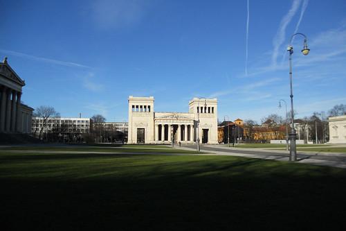 Glyptothek, Königsplatz