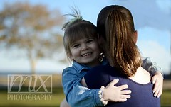 Sunday smiles :-) (mixphotostudio) Tags: park family cute love girl smile outdoors spring child daughter mother