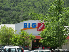 Kmart -- Boone, North Carolina (xandai) Tags: retail shopping nc tn tennessee sears northcarolina supermarket grocery boone grocer kmart johnsoncity kroger discountstore
