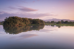The Mirror Lake (eggysayoga) Tags: sky