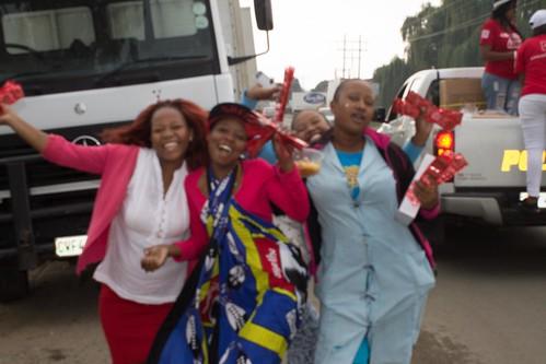International Condom Day 2015: Lesotho
