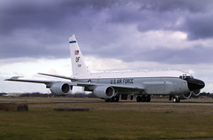 RAF Mildenhall (urkyurky) Tags: team aircraft aviation fat albert joint raf rivet mildenhall rc135 c130h rc135w