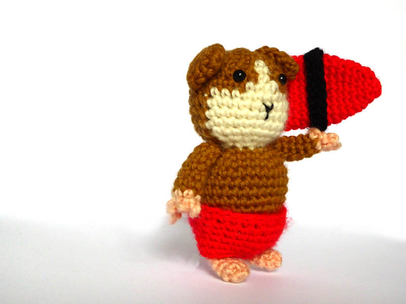 Amigurumi Guinea Pig : The world s best photos of amigurumi and amigurumipattern flickr