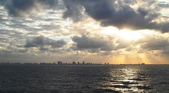 Ft Lauderdale from the Sea
