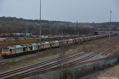 Class 60's 1st March 2015 Toton Depot (Ian Sharman 1963) Tags: english train march 60s diesel 1st engine scottish railway loco trains db class depot locomotive 005 welsh tug railways 60 023 004 006 014 018 027 032 031 093 050 025 schenker 088 2015 042 089 083 097 ews 053 037 067 081 078 086 stored toton