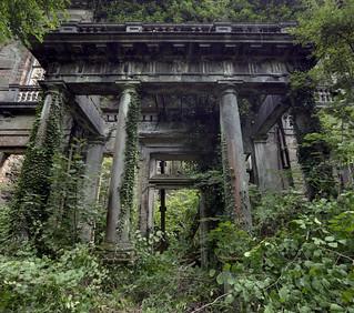Ruined Portico
