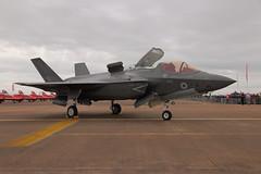 Lockheed Martin F-35B Lightning II (Tony Howsham) Tags: canon eos force martin aircraft air royal sigma airshow ii lightning lockheed raf fairford riat 2016 raffairford 70d 18250 f35b