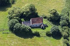 Waterden All Saints Church - Norfolk aerial image (John D F) Tags: waterden norfolk church churches waterdenallsaintschurch aerial aerialphotography aerialimage aerialphotograph aerialimagesuk aerialview northnorfolk droneview eastanglia