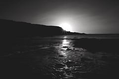 Moonscape (garethleethomas) Tags: monochrome blackandwhite landscape moon moonscape
