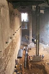 Muro Miln (Rubn HPF) Tags: city mexico construction engineering civil construccin acuario polanco ingeniera inbursa