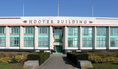 HOOVER BUILDING (shadow_in_the_water) Tags: hooverbuilding hooverfactory path architecture 1938 wallisgilbertandpartners artdeco westernavenue perivale middlesex greaterlondon ub6