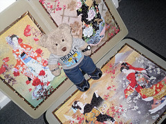 Pritty ladys frum Japan (pefkosmad) Tags: bear girls ted art japan painting toy stuffed women soft teddy fluffy hobby plush puzzle geisha leisure kimono jigsaw pastime 1000pieces onepiecemissing 500pieces tedricstudmuffin flowersoftheorient haruyomorita expressgiftsltd webbivory mglukcom
