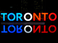 Toronto sign will be lit in French colours tonight in memory of the victims in Nice, France (A Great Capture) Tags: niceattack prayfornice pray for nice france 1yearlater iconic toronto 3d sign share3dto xoto the6ix tdot viewsfromthe6 cityhall ig