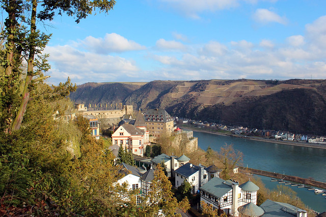 Middle Rhine River, Germany