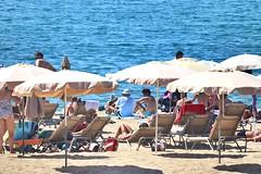 Juliol_0029 (Joanbrebo) Tags: barcelona people beach gente playa gent platja bogatell eosd lunaphoto platjadelbogatell canoneos80d efs55250mmf456is
