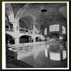 Karl Mueller Public bathhouse (Munich, Germany) (ptlb0142) Tags: shower bath bathhouse swimmingpool bathtub tub history swimming pool houses
