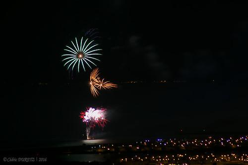 Feu d'artifice Gruissan / Gruissan's Firework