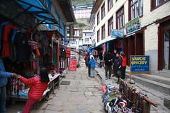 Khumbu (wronskydk) Tags: kaarehrlykandersen hananjahnsen solveighajek namchebazar khumbu nepal