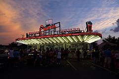 Leon's Frozen Custard, Milwaukee, WI (chief_huddleston) Tags: drivein neon milwaukee wisconsin wi leonsfrozencustard leons words finest custard icecream food