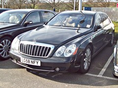 428 Maybach 57S (2008) (robertknight16) Tags: maybach german 2000s mercedes luxury qe2 57s mb2014 lg58nfy worldcars