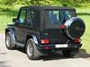 Mercedes G-Modell / Puch G W 463 Cabrio Verdeck
