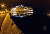 Trieste (Pachibro Portfolio) Tags: canon eos 7d canoneos7d pasqualinobrodella pachibroportfolio pachibro scattifotografici trieste friuliveneziagiulia shotsts italia piazzaunitàditalia square samyang8mm costacrociere nave boat carrier sailor seamen porto molo