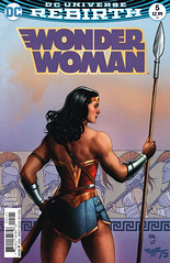 DC Universe Rebirth Wonder Woman 5 (Frank Cho cover) (FranMoff) Tags: wonderwoman spear comicbooks frankcho cho dcuniverserebirth