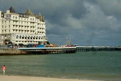 Grand Hotel Llandudno Pier September 2016 (mrd1xjr) Tags: grand hotel llandudno pier september 2016
