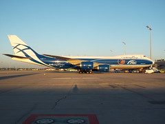 Air Bridge Cargo B-747-8F (antallajos) Tags: munich airfrance klm uzbekistan airbus boeing ellinair condor germania transavia b767 b737700 b737800 a320 a319 mnchen air bridge cargo b7478f